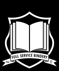 Bindery badge