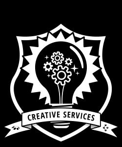 Creative Services badge