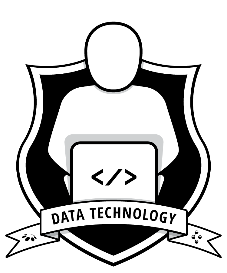 Data Technology badge