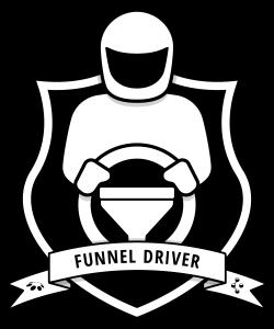 Funnel Driver badge