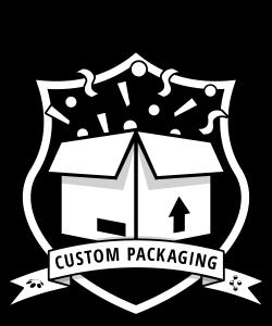 Packaging badge